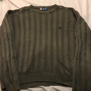 Brown Chaps Sweater